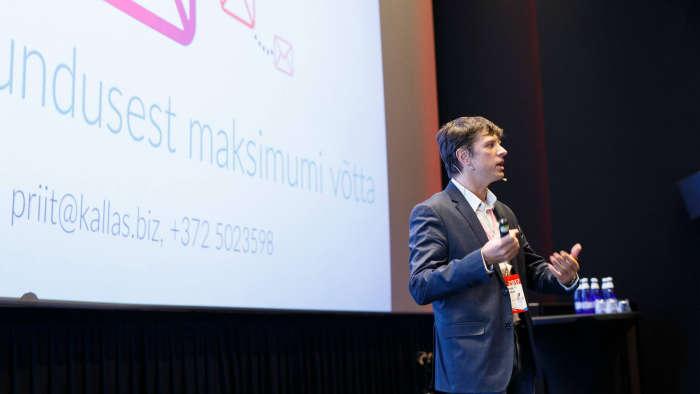 Priit Kallas internetiturunduse koolitused bi