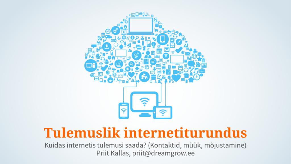 internetiturunduse koolitus