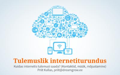 Internetiturundus algajatele videokoolitus