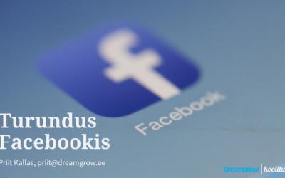 Turundus ja reklaam Facebookis koolitus